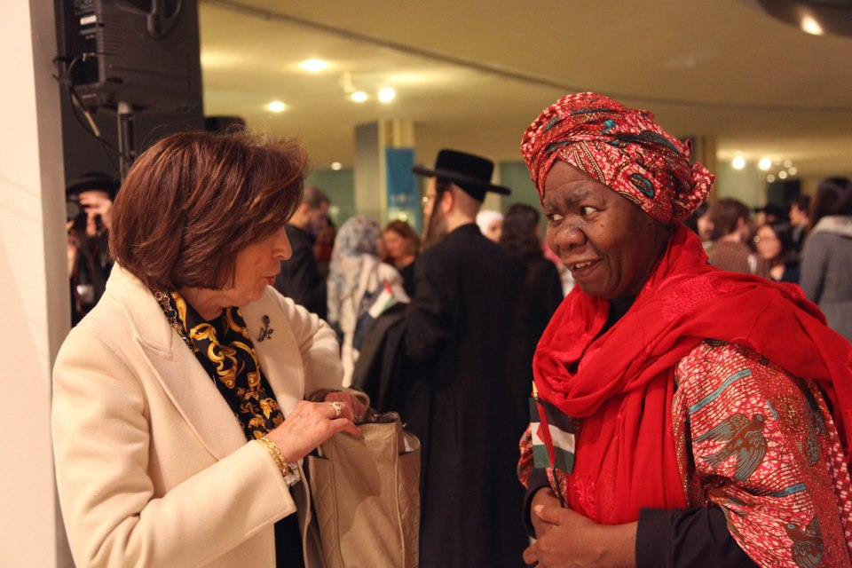 United Nations - 29 November 2012 - Palestinian Cultural Exhibit - International Day of Solidarity with the Palestinian People