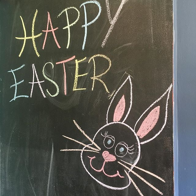 Favoloso will close all Easter and re open on the 26th.