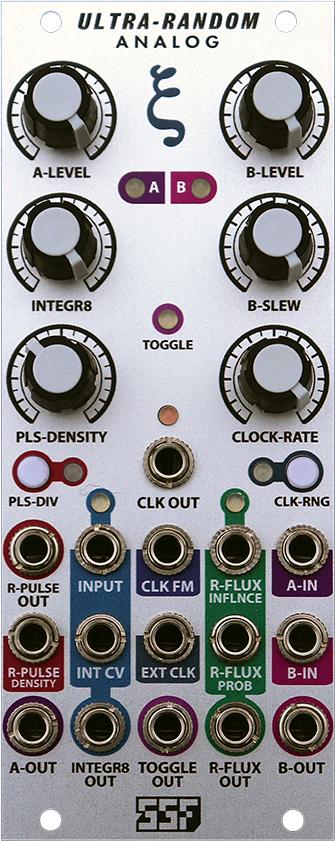 Ultra-Random Analog (color panel)
