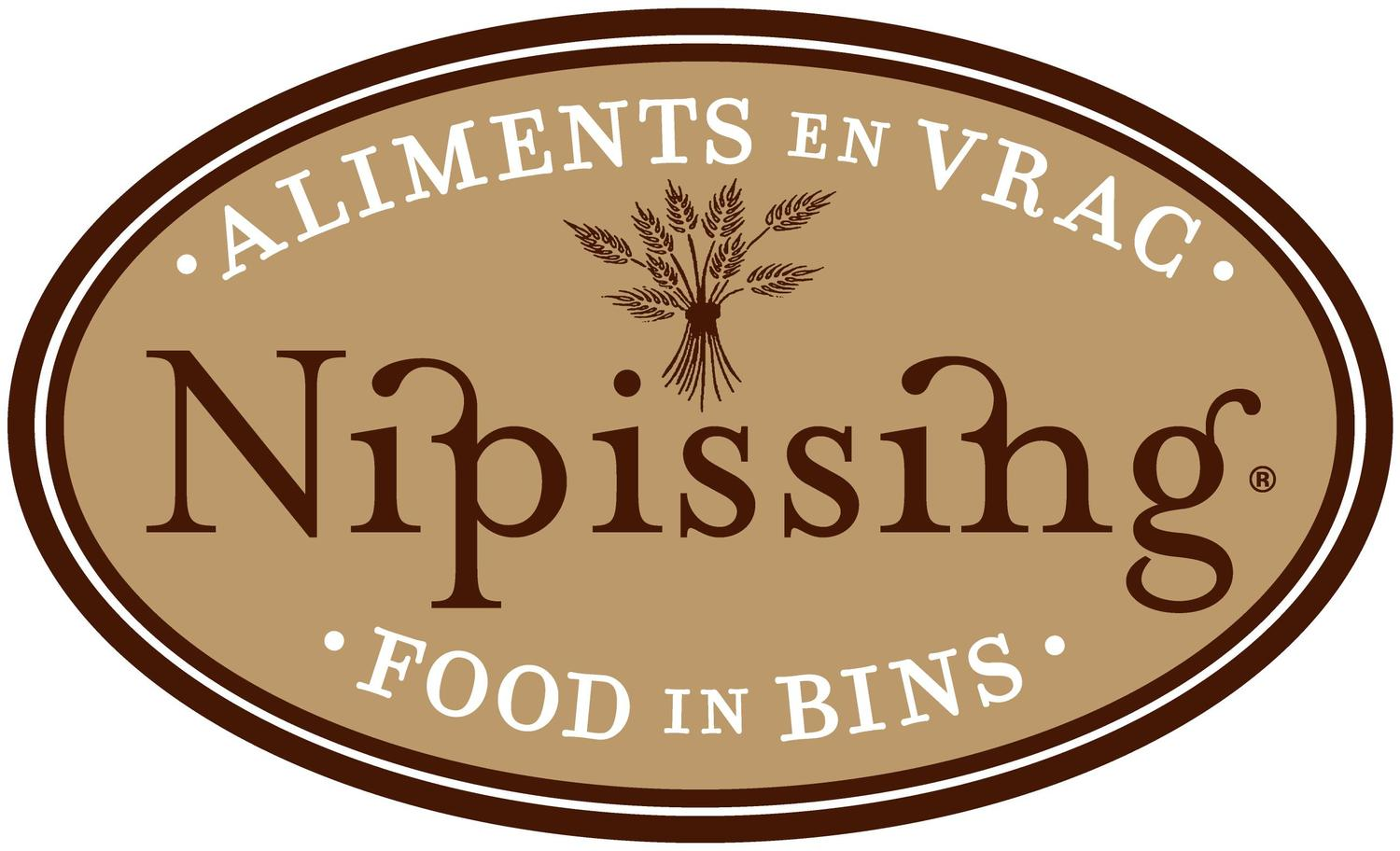 Aliments en vrac Nipissing Food in Bins