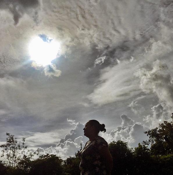 Amalia Mayita Mendez,Tita Shines,El Salvador(photograph)