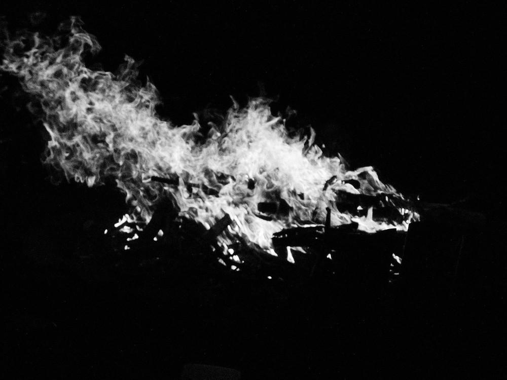 Deanna Dorangrichia  ,  Fire Pit, New Milford, PA