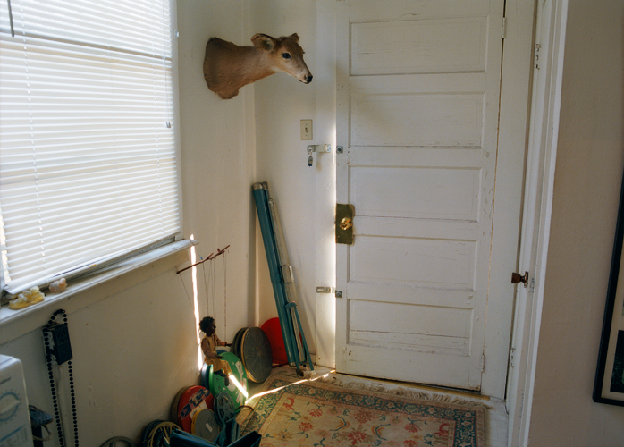Tema Stauffer, Back Door, New Orleans, Louisiana, 2005