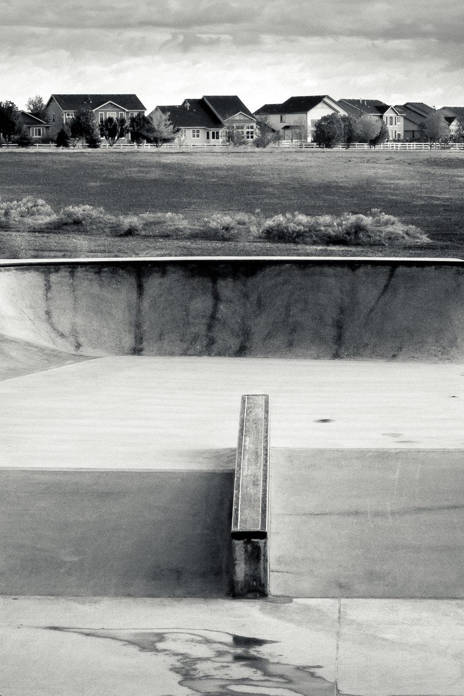 Eric Sean Rawson ,  Skatepark  (photograph)