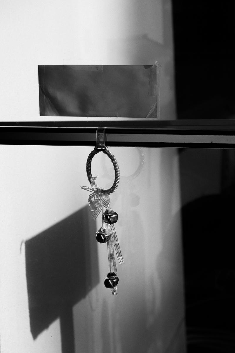 Eric Sean Rawson ,  Door Bell  (photograph)