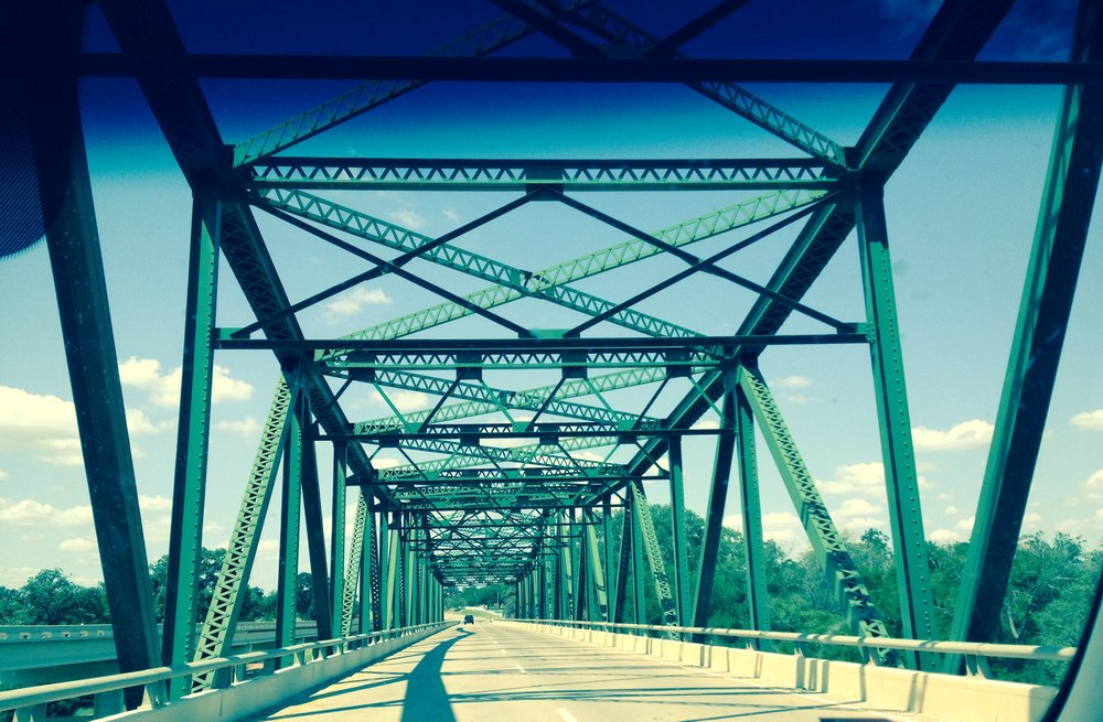 Kara Dorris ,  Bridge  (photograph)