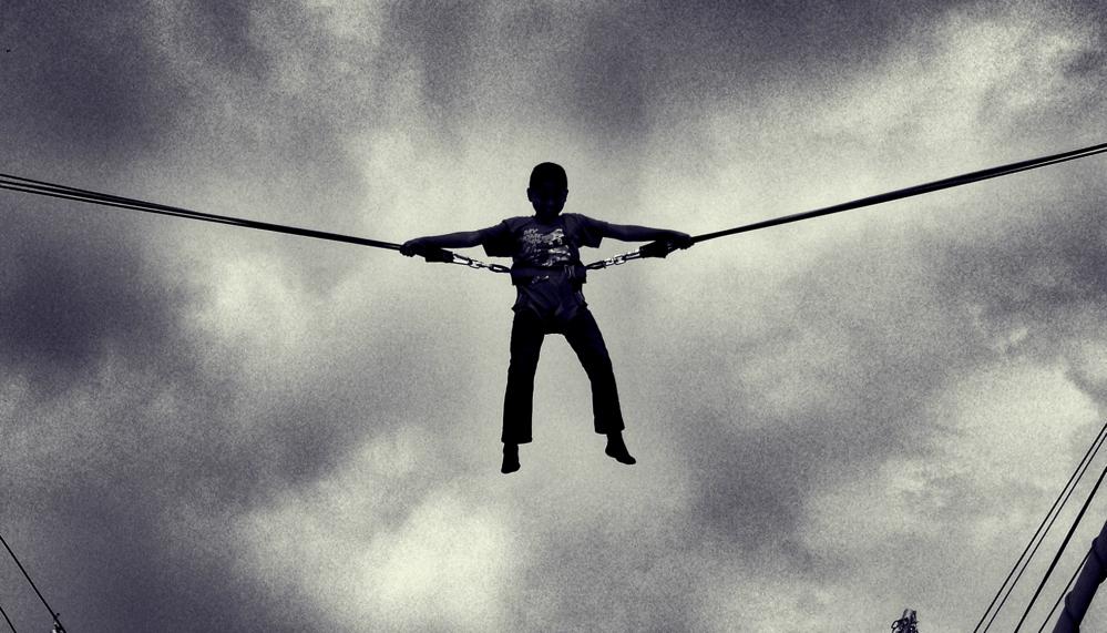 Amalia Mayita Mendez , Puedo Volar (I Can Fly) (Photograph)