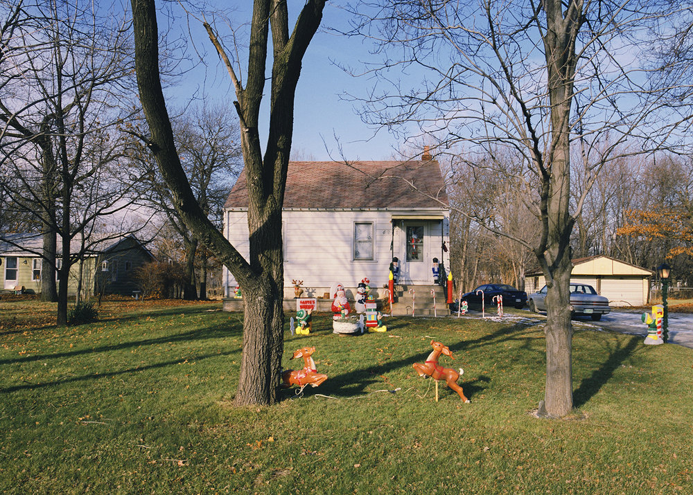 Tema Stauffer, Reindeer, Indiana, 2003 (photograph)