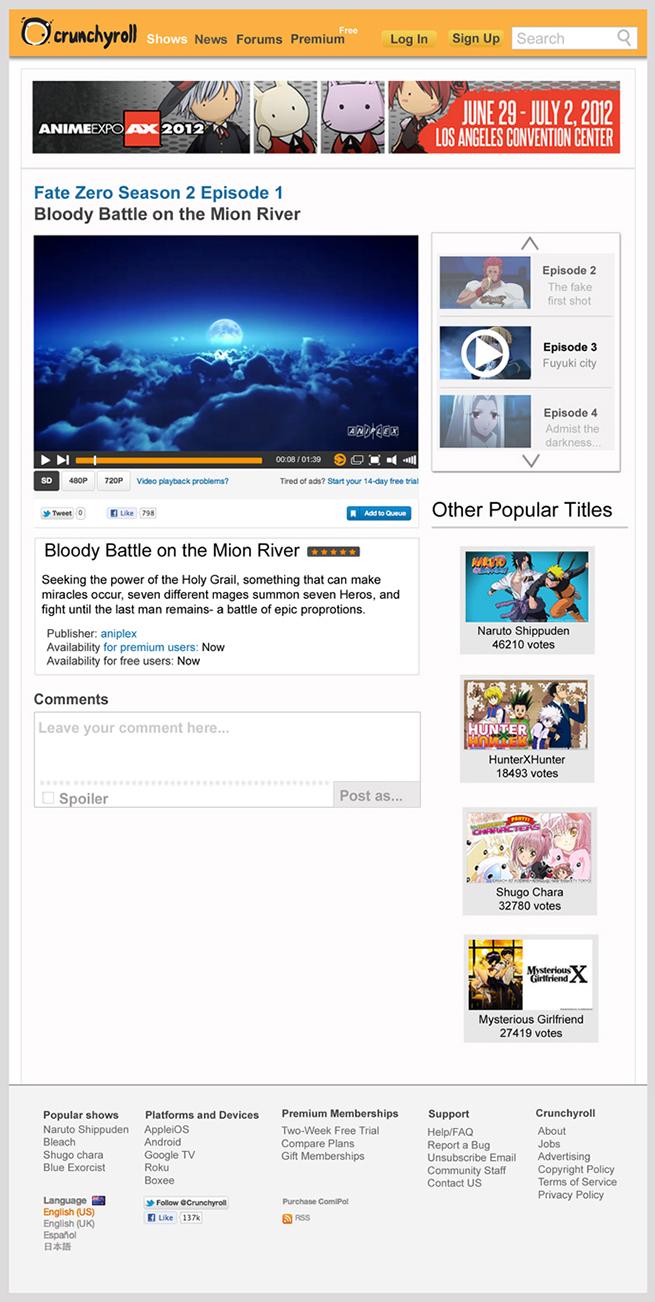 Crunchyroll video player.jpg