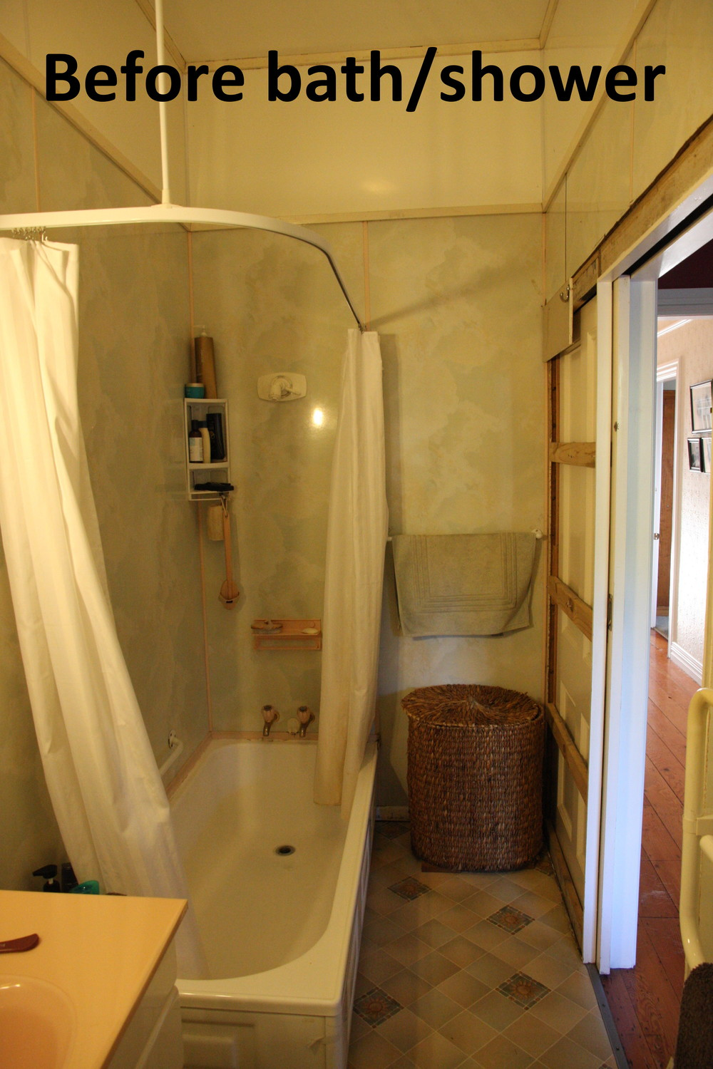 Bath Versus Shower...What Would You Do? — The Complete Picture