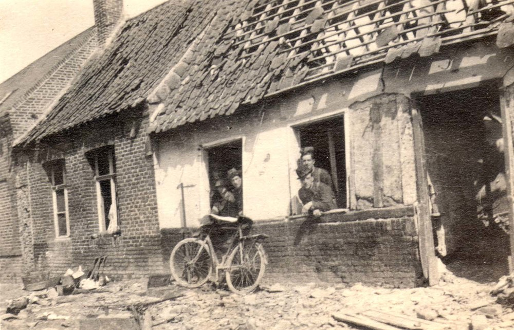 Home Sweet Home Beaumetz 1917