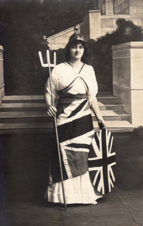 Lillian Webb, nee Hespe