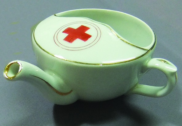"""Standard issue Red Cross drinking cup used for invalid soldiers. Made in Staffordshire England        Normal   0           false   false   false     EN-AU   X-NONE   X-NONE                                                                                                                                                                                                                                                                                                                                                                           /* Style Definitions */  table.MsoNormalTable {mso-style-name:""""Table Normal""""; mso-tstyle-rowband-size:0; mso-tstyle-colband-size:0; mso-style-noshow:yes; mso-style-priority:99; mso-style-parent:""""""""; mso-padding-alt:0cm 5.4pt 0cm 5.4pt; mso-para-margin-top:0cm; mso-para-margin-right:0cm; mso-para-margin-bottom:10.0pt; mso-para-margin-left:0cm; line-height:115%; mso-pagination:widow-orphan; font-size:11.0pt; font-family:""""Calibri"""",""""sans-serif""""; mso-ascii-font-family:Calibri; mso-ascii-theme-font:minor-latin; mso-hansi-font-family:Calibri; mso-hansi-theme-font:minor-latin; mso-fareast-language:EN-US;}"""
