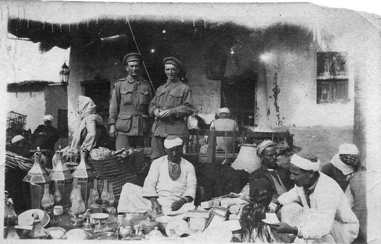 Egyptian Bazaar 1916