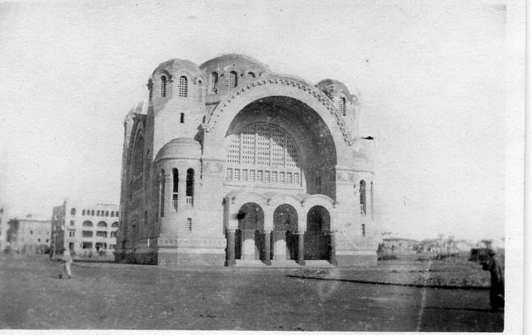 Heliopolis Mosque 2 Dec 15