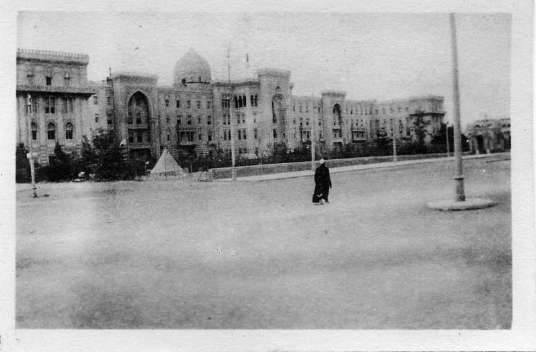 Heliopolis Palace Hotel Hospital Dec 15