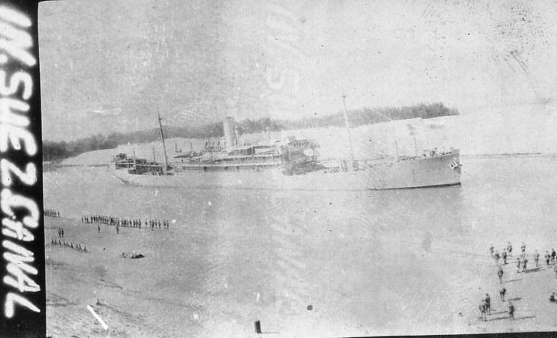 Toussoum Mar 1916
