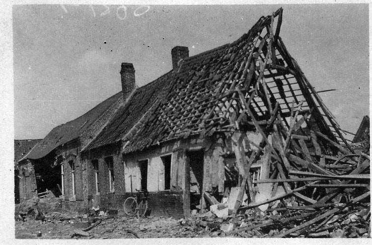 Beaumetz April 1917