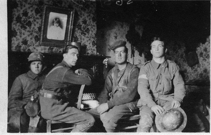 Beaumetz home 1917