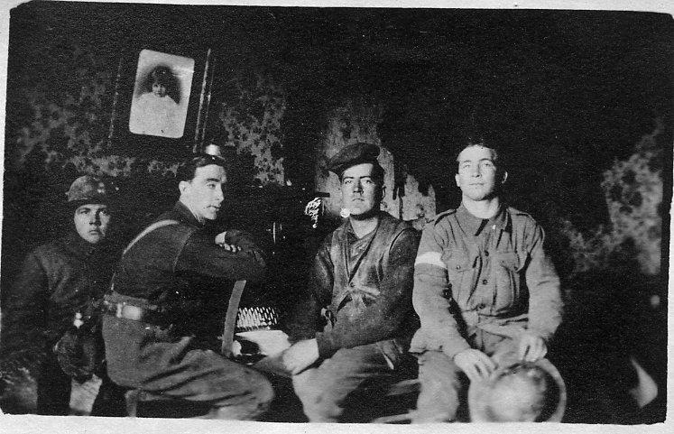 Beaumetz home April 1917 (2)