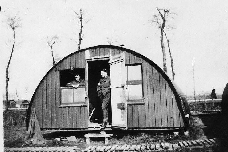 Camp hut