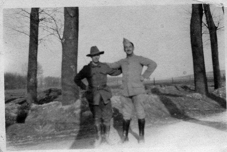 Cobber & Froggie June 1917