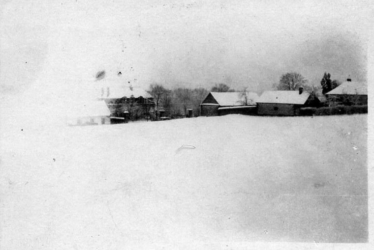 Contay billet Feb 1917