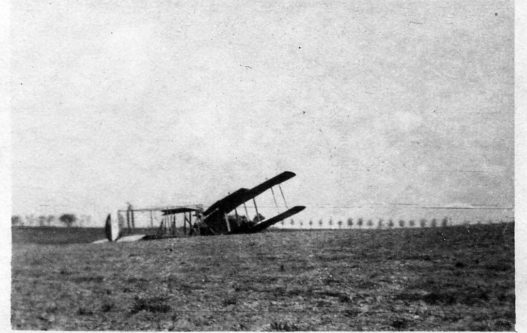 Downed plane 1