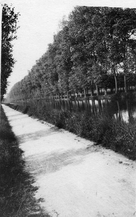 France Canal path