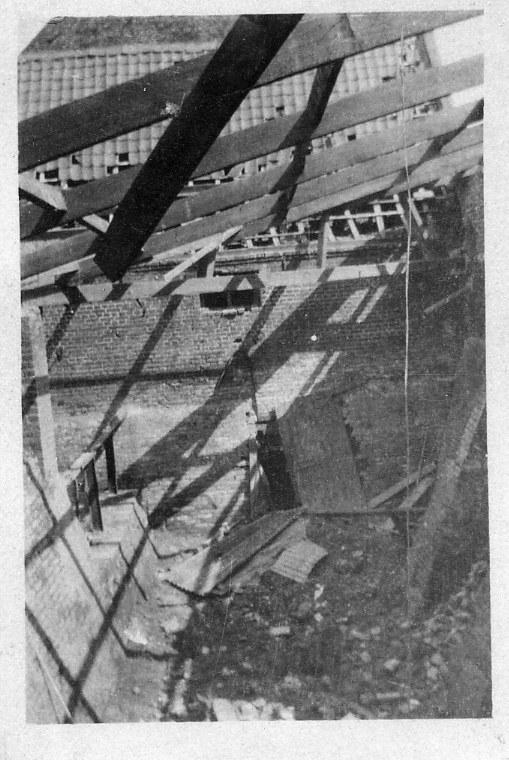 Funk Hole Beaumetz 1917