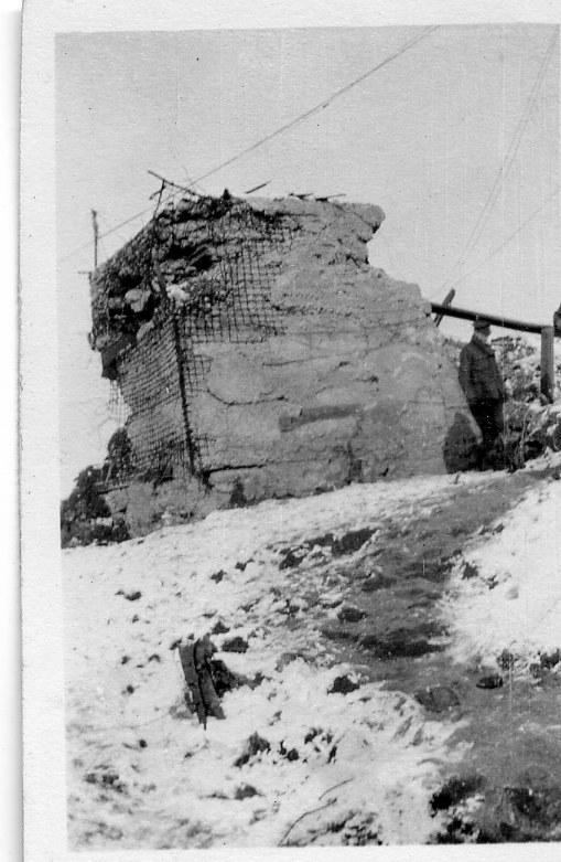 Gibraltar Pozieres 1916