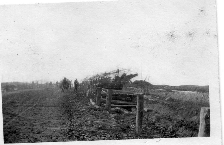 Howitzers 8 inch 1916