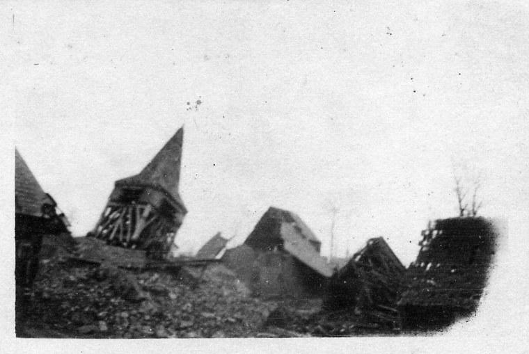 La Buquerier Church