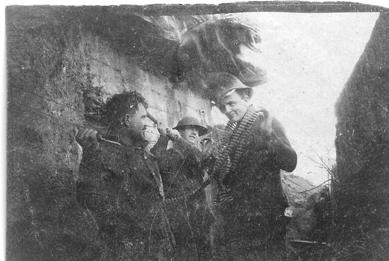 Pillbox Feb 1918