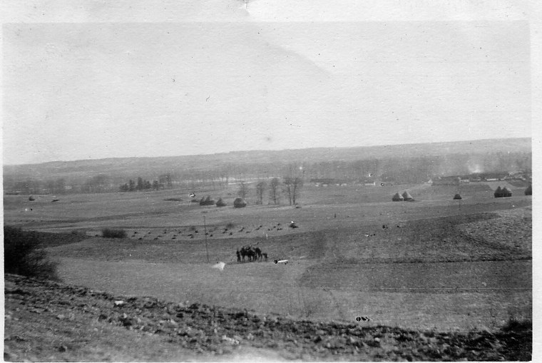 Somme Valley 1 April 1917