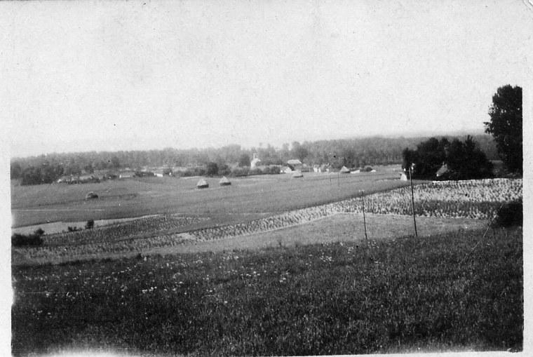 Vaux sur Somme June 1917