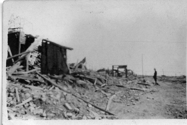 Villers aux Flos March 1917