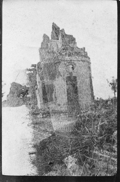 Villiers Bretonneux after battles
