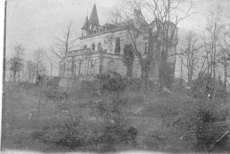 Ypres Belgian Chateau