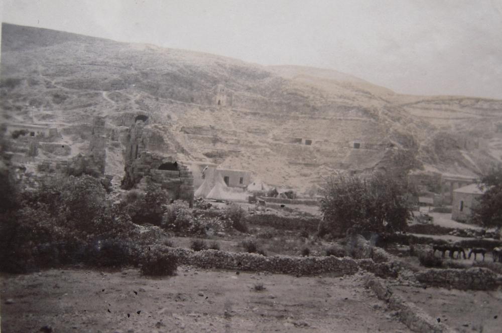 Ruins Amman