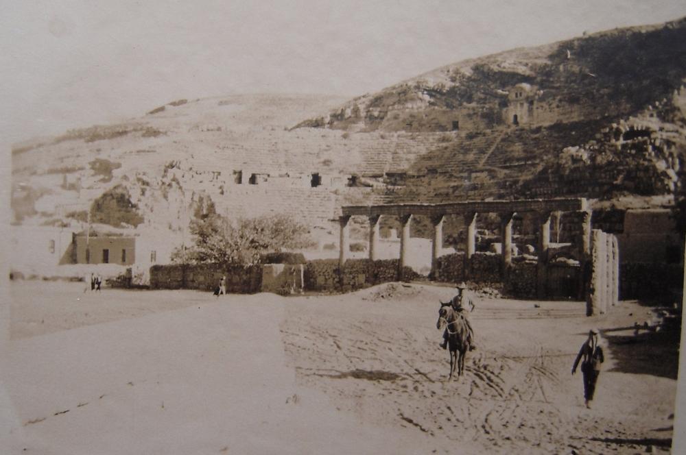 Ruins at Amman
