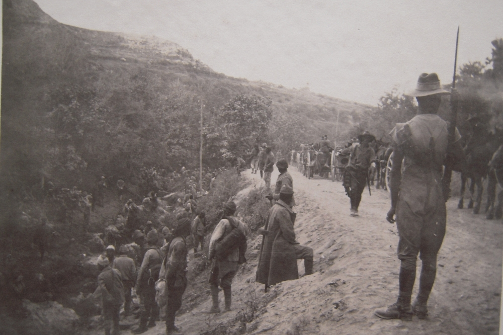 Turkish prisoners