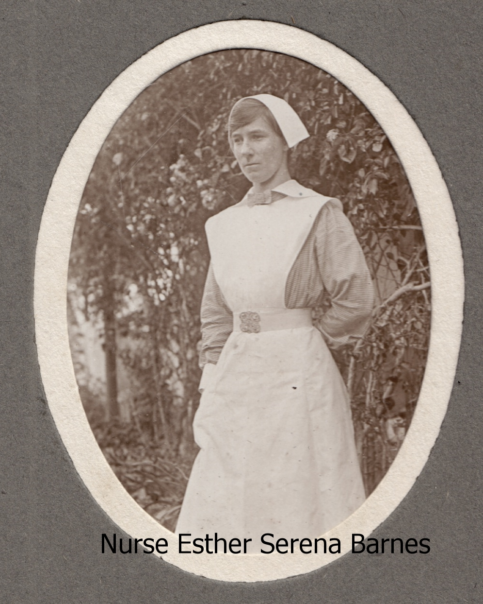 Barnes, Nurse Esther Serena.jpg