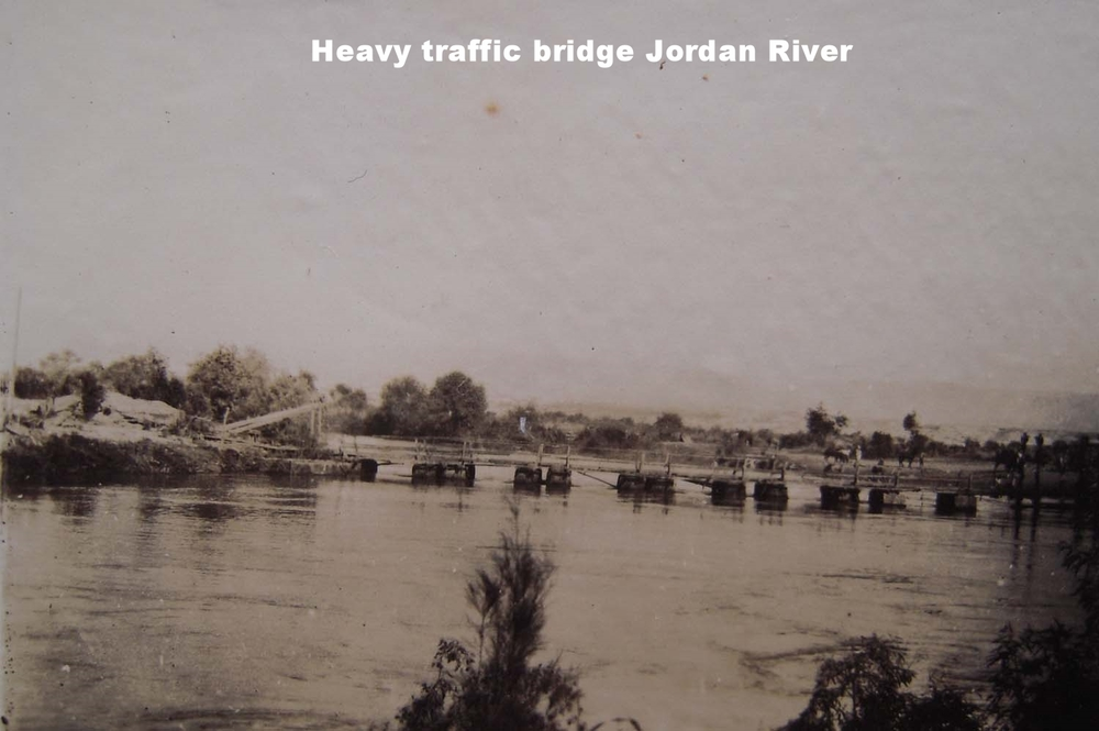 Heavy traffic bridge Jordan River C.jpg
