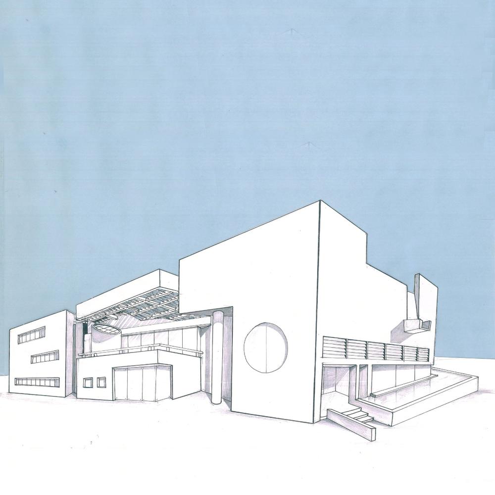 3 Cube House - Bijapur