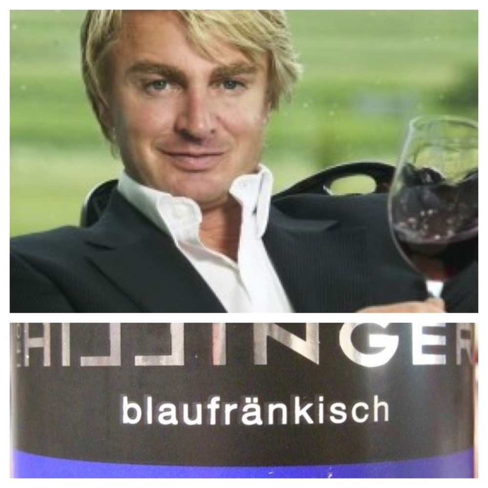 Leo Hillinger and his Blaufrankisch