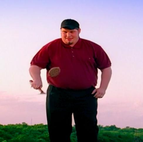 Fatty Golf Open