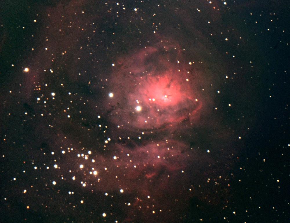 Lagoon Nebula (M8)