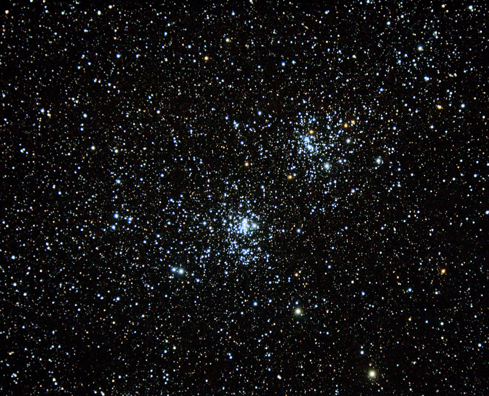 Double Cluster (NGC 869, 884)