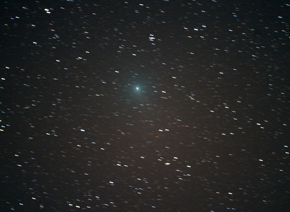 Comet Hartley (103P)
